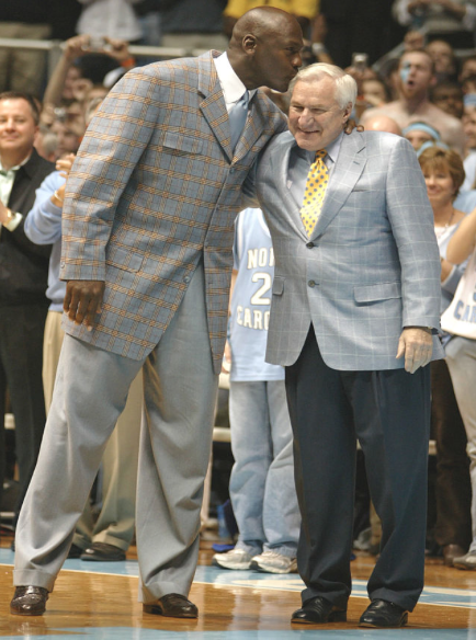 Coach Dean Smith: A North Carolina Legend on #HandmadeNC