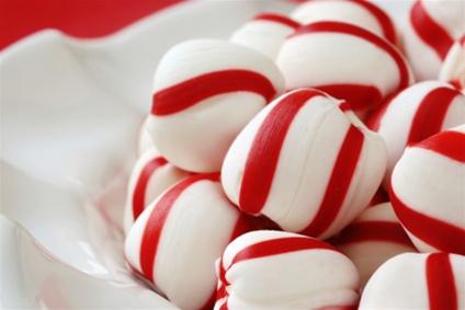 Piedmont Candy Peppermint Puffs #HandmadeNC