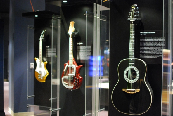 GUITAR: The Instrument that Rocked the World #HandmadeNC